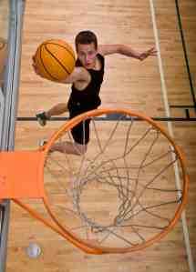 Boy Basketball Large A