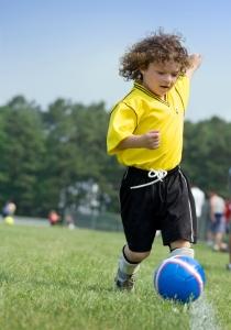 Youth soccer skills